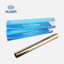 OEM Aluminium Teeth Whitening Pen with Package Box
