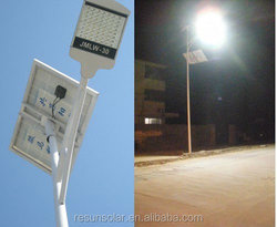 Outdoor lighting in highway using hydrogen fuel cell from china manufactory
