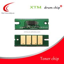 Compatible chips for Ricoh SP110Q SP111 SP110C toner cartridge reset chip