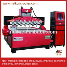 High accuracy wood cnc router /wood cutting machine 3d TC-1625-8 made in china
