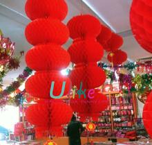 chinese new year lantern festival decoration raditional chinese red lanterns honeycomb red lantern celebration decoration