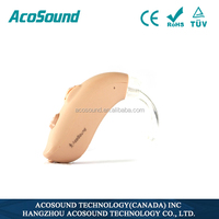 Hot Sale AcoSound AcoMate 420 BTE digital hearing aid power amplifier