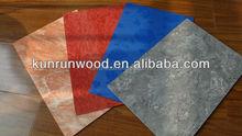 Alta presión de melamina de laminado de hoja / Hpl Formica hojas, Compacto laminado / Formica tablero