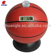 Resin Ball Mold Coin Box,Polyresin Ball Model,Ball Shape Money Bank