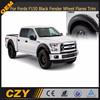 For Fords F150 Black Fender Wheel Flares Trim