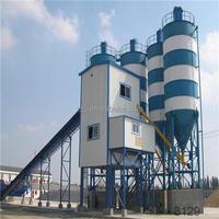 Popular concrete batching plant with good quality pagoda lantern concrete mold HZS90 HZS120