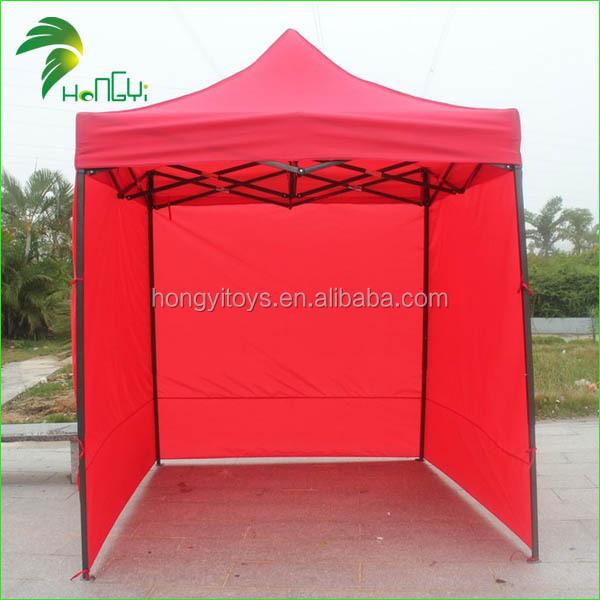 2X2 Folding Tent