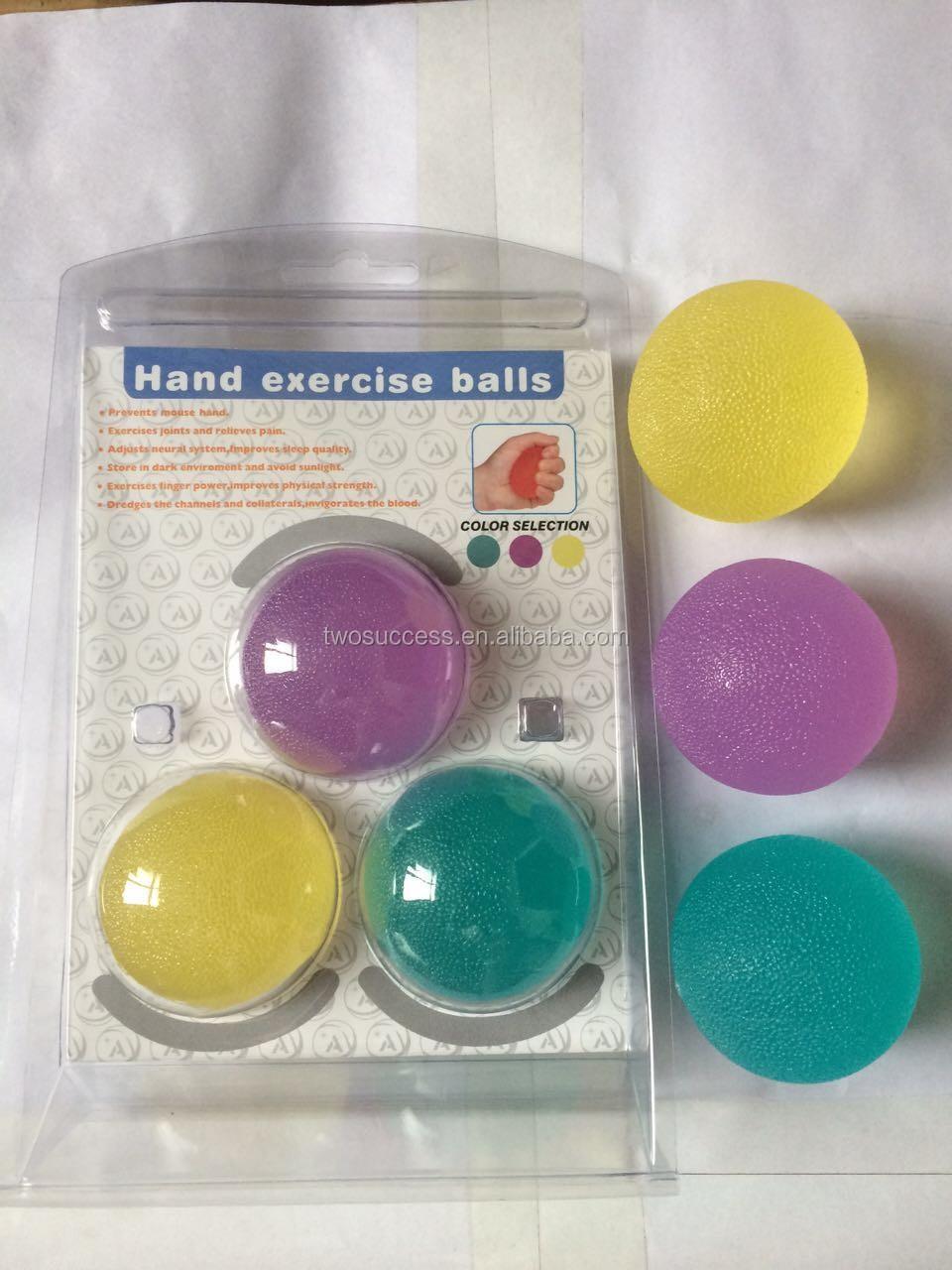 Hand Exerciser, egg ball, egg stress ball