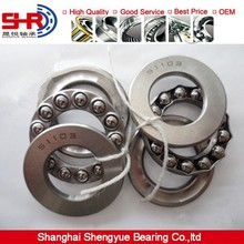 SHR best quality 51204 thrust ball bearing price high demand product in market