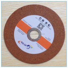 Popular 9 inch 230x3x22mm resin bonded cutting wheel 2 in 1