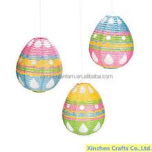 novelty Easter egg paper lantern