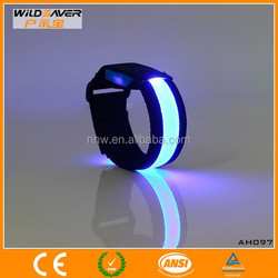nylon wristband/china wristband/led wristband