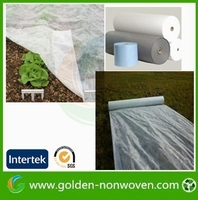50G Agriculture spunbond nonwoven 1.5M PP fabric for soil protection