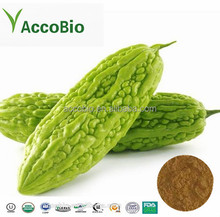 Top quality natural Bitter Melon Extract, Bitter Melon powder 10:1 20:1, Bitter Melon capsule