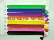 2012 new design bracelet usb memory logo printing