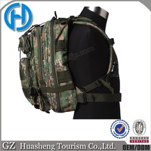 Newest tactical outdoor 3p backpack travel