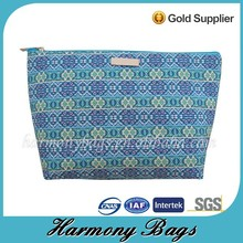 Trendy printed Easy carrying cosmetic bag promotion