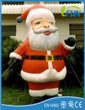 2015 hot sale inflatable christmas tree/christmas tree inflatable/ inflatable santa clause