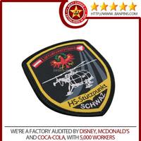 Custom Made Woven badge