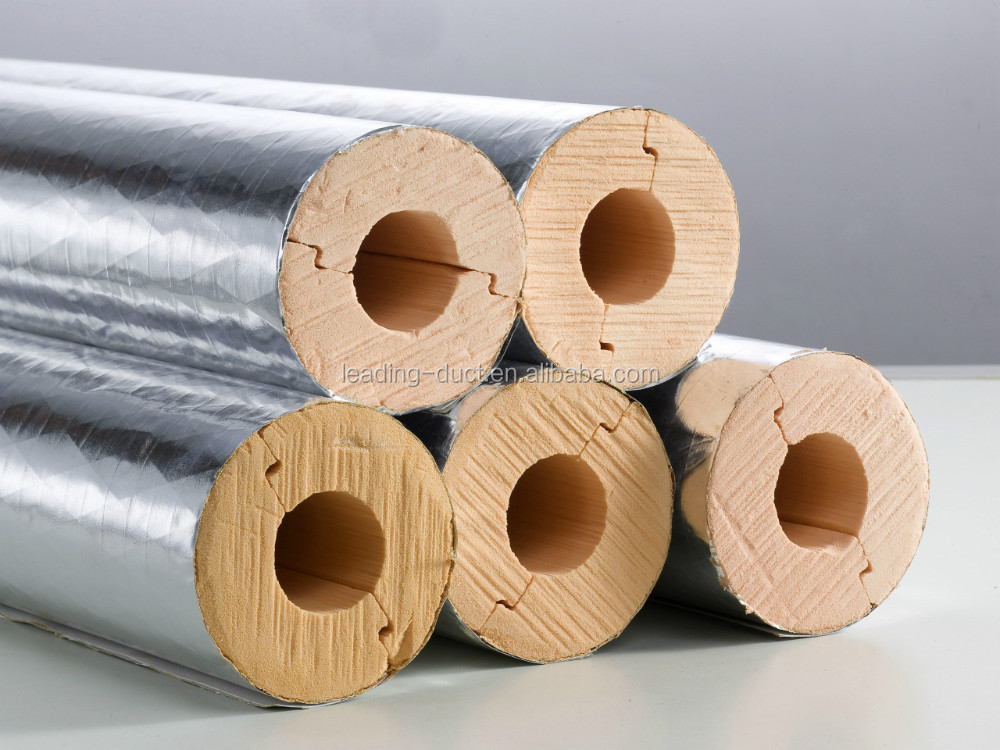 Phenolic Foam Insulation : Heat insulation phenolic foam pipe buy