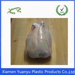 PE/POF heat shrink plastic bag for Chicken