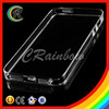 Manufacturer transparent crystal clear soft TPU case cover for iphone 5 5S