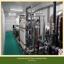 Container Reverse Osmosis Seawater to Potable Water Making Equipment/Plant/System