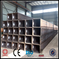 Compressive Strength Steel Pipe of Square and Rectangular Section