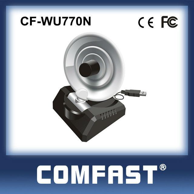 Comfast CF-WU771N радар с высоким коэффициентом усиления беспроводная точка доступа дальний USB Wifi адаптер
