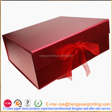 Top quality paper gift packaging supplies