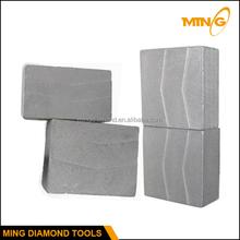Diamond Saw Blade Parts Cutting Segment Diamond Cutting Tips of Saw Blade