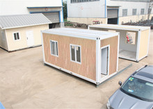installation modern in south low cost prefabricated steel villa houses
