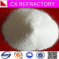 calcinated & raw price white dolomite powder