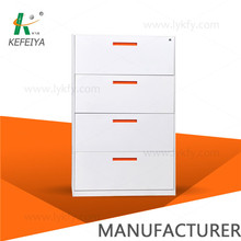 Lateral 4 drawer filing cabinets