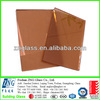 5,6,8,10,12mm bronze reflective float glass with CCC & AS 2208 certification