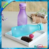 2015 hot sale soda bottle plastic water bottle bpa free