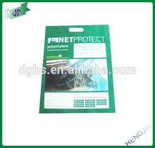 China Manufacturer Plastic Packaging Bags For Garment