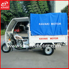 Guangdong Province Guangzhou City Kavaki Three Wheel Motorcycle Passenger Tricycle For Adults Using Trike