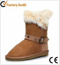 Snow Woman Boot