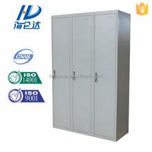 Luoyang hot sale furniture designer almirah latest steel clothes wardrobe