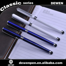 New style thin stylus metal pen capactive touch pen
