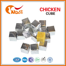 Nasi chicken flavor bouillon cubes for African cooking from China halal