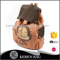 China Manufacturer fashion korean style dora school bag