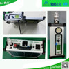 led light source 300w portable solar camping lamp power system solar power generator