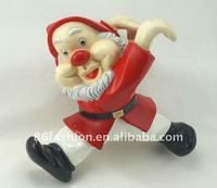 santa claus,plastic santa claus, cute santa (high quality OEM service)