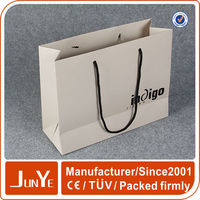 flat packaging templates luxury paper bags for gift packaging