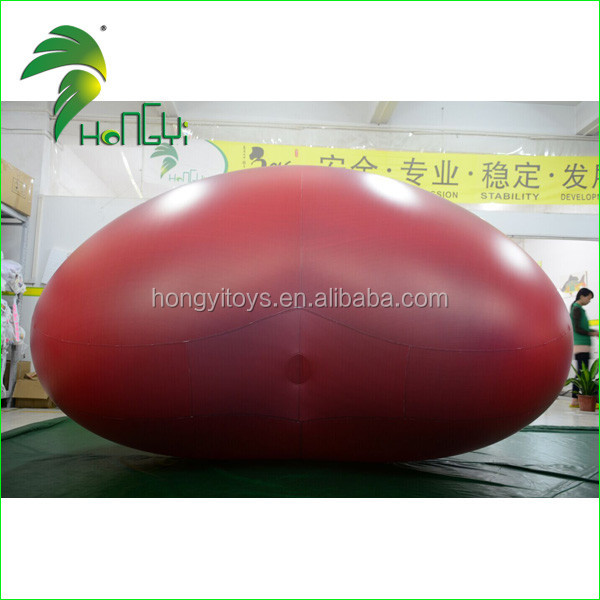 inflatable red heart model (9)