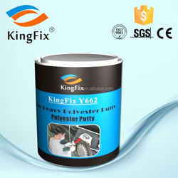 Polyester 2k auto Filler High quality