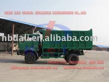 Dongfeng JinLuo Dump tipper Truck 160HP--manufacturer sales center: 0086 15871254486