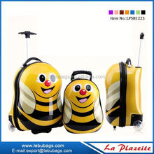 Cute Girl Luggage, Teenage girls trolley suitcase